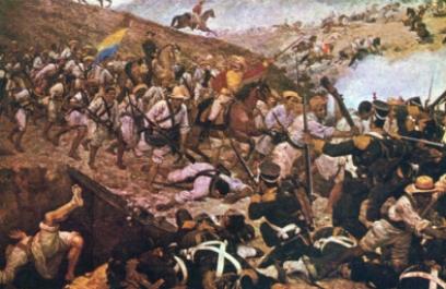 Las independencias de América Latina