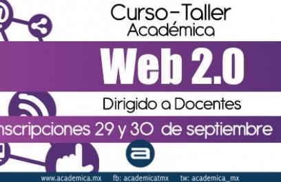 Curso-Taller Académica Web 2.0, 5ta. Edición 2014