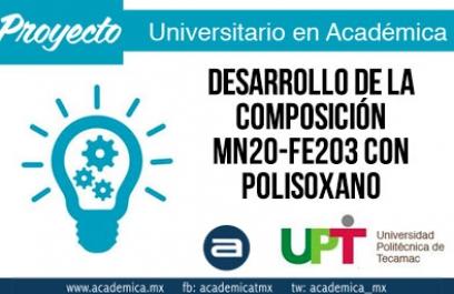 Proyecto Innovador por la Universidad Politécnica de Tecámac