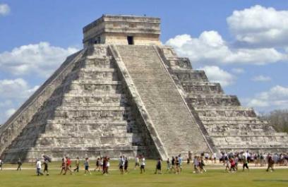 Harán tomografía tridimensional a la pirámide de Kukulkán