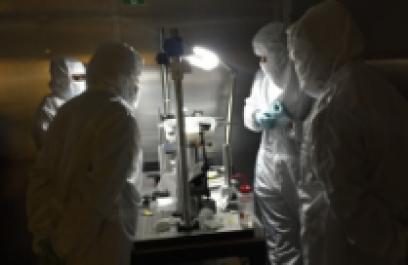 Con éxito el INAOE concluye el desarrollo del colimador y la cámara de MEGARA