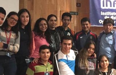 Talento mexicano rumbo a la Olimpiada de Astronomía y Astronáutica