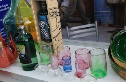 Xaquixe: innovación sustentable en la fabricación de vidrio