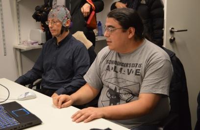 Mexicanos desarrollan en Alemania silla de ruedas autónoma