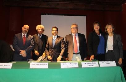 Se realiza la Primera Reunión de Investigadores Italianos en México