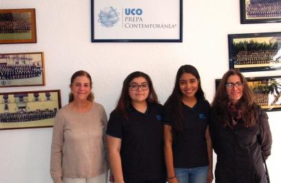 Estudiantes de Querétaro participarán en foro científico en Inglaterra