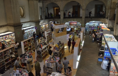 Ciclo Científico en la 38a Feria del Libro del Palacio de Minería