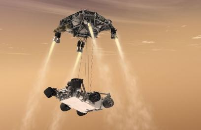 Encabeza mexicano en la NASA a grupo de diseñadores mecánicos del vehículo de próxima misión a Marte