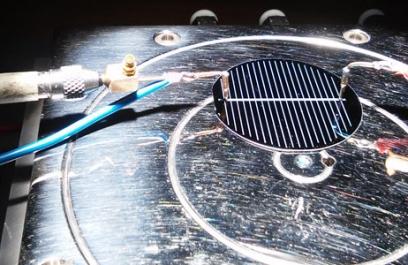 Desarrollan celdas solares de silicio cristalino