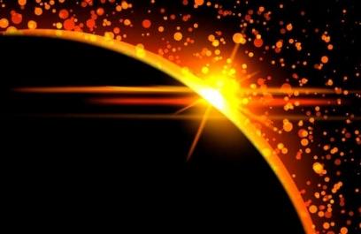 Fenómenos que se presentan en la Tierra durante los eclipses