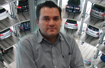 Hamurabi Gamboa, experto en innovación automotriz