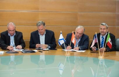La UNAM y las universidades de Arizona y Ben-Gurion firman acuerdo sin precedentes para fomentar la innovación