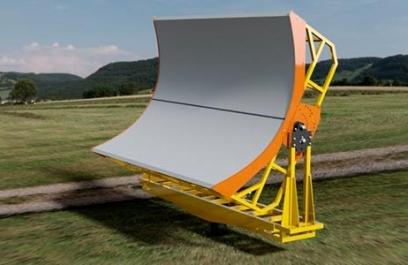 Brilla tecnología mexicana en concentrador solar