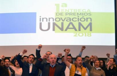 Festeja UNAM 10 años de impulsar la innovación y el emprendimiento