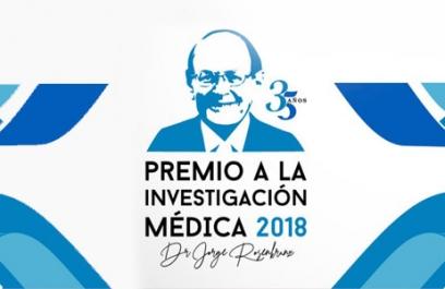 Convocatoria Premio de Investigación Médica Dr. Jorge Rosenkranz 2019