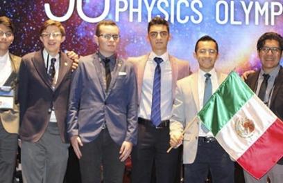 Estudiante mexicano gana medalla de bronce en olimpiada de física