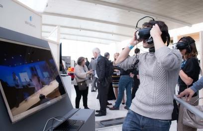 Aplican con éxito terapia de realidad virtual contra la depresión en la vejez