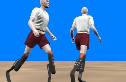 Consiguen que dos personas con las piernas amputadas puedan 'sentir' sus prótesis