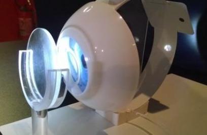 Crean un ojo artificial capaz de eliminar el astigmatismo