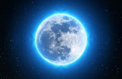 'Luna azul': el raro evento cósmico que podrá verse este 31 de octubre